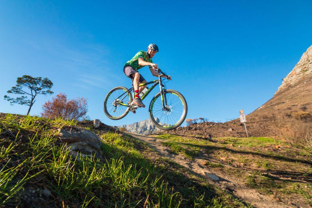 Mountain biking tours in Cape Town