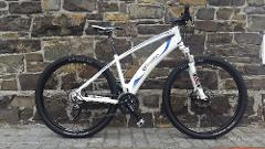 Bicycle rental electric mountain bike