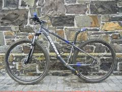 Bicycle rental mountain bike