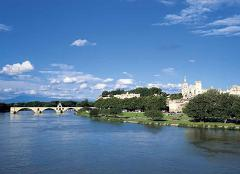 AVIGNON WALKING TOUR INCLUDING POPE'S PALACE