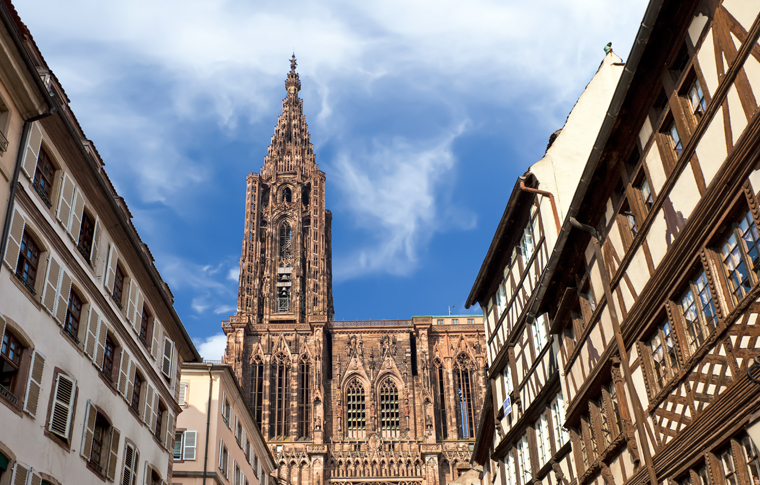 STRASBOURG GUIDED TOUR - INCLUDING FAST PASS CATHEDRAL ENTRANCE & AUDIO HEADSET