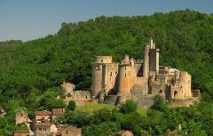 Bonaguil Castle & Malbec Wines of Cahors Private Full Day Trip From Sarlat