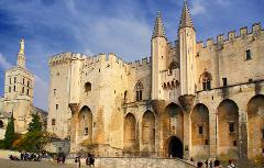AVIGNON VISIT & CHATEAUNEUF DU PAPE WINES FULL DAY SHORE EXCURSION FROM MARSEILLE