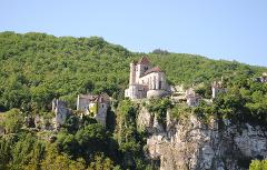 Rocamadour & Saint Cirq Lapopie Villages Private Full Day Trip From Sarlat
