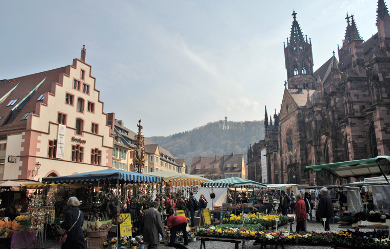 FREIBURG & THE BLACK FOREST PRIVATE DAY TOUR FROM COLMAR