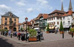 VILLAGES AND/OR WINES OF ALSACE PRIVATE HALF DAY FROM COLMAR
