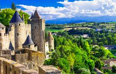CARCASSONNE HALF DAY FROM TOULOUSE