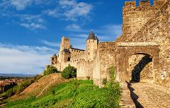 CARCASSONNE WALKING TOUR