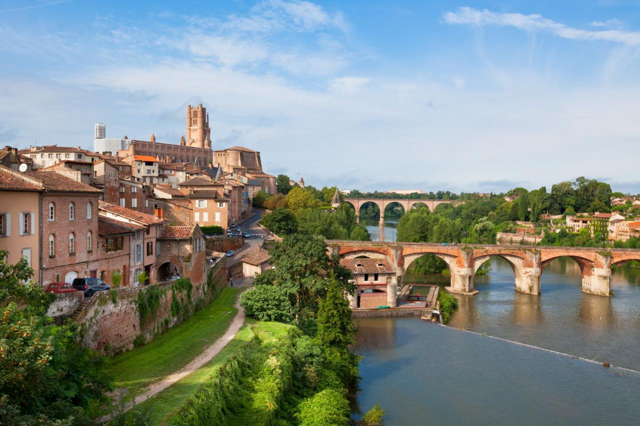 FROM TOULOUSE TO ALBI TRANSFER