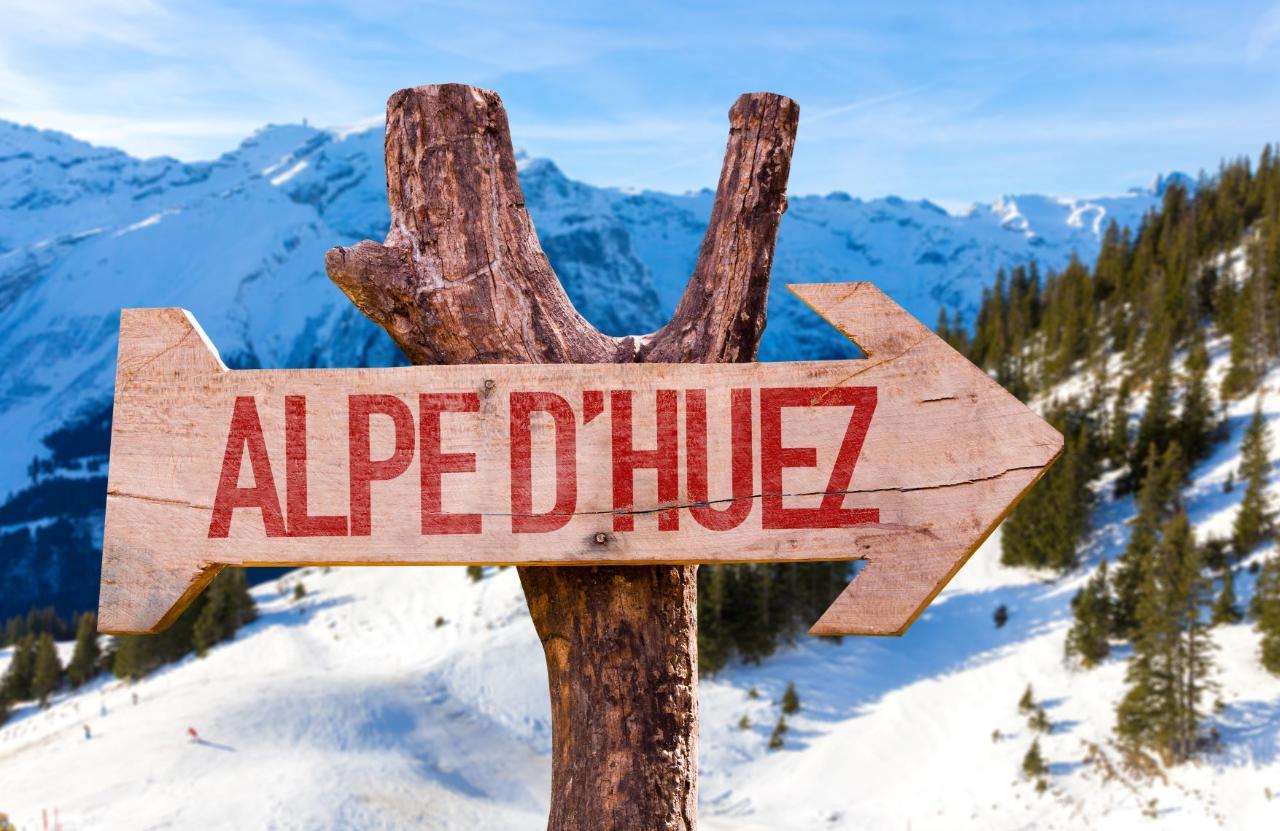 FROM LYON TO ALPES D'HUEZ TRANSFER