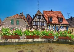 COMBINED ALSACE & BURGUNDY - MULTI DAY SHARED TOUR