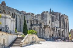 AVIGNON VISIT & THE LUBERON FROM MARSEILLE