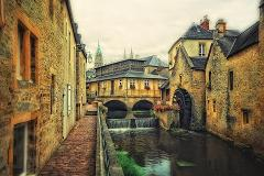 BAYEUX VISIT & CAEN GUIDED WALKING TOUR PRIVATE FULL DAY