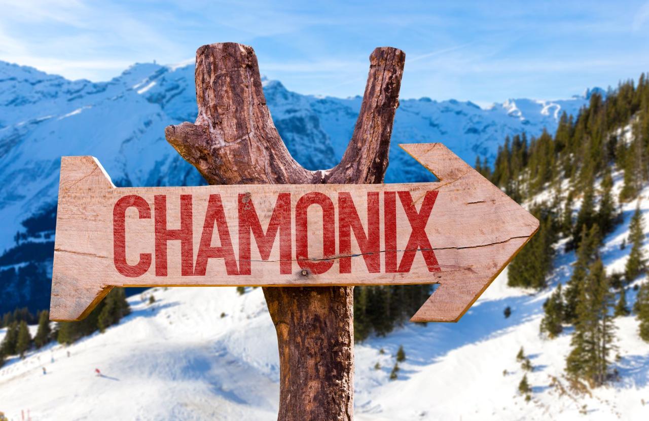FROM LYON TO CHAMONIX TRANSFER