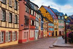 COLMAR VISIT & ALSACE WINES PRIVATE TOUR FROM STRASBOURG
