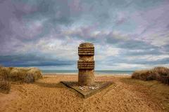 JUNO BEACH CANADIAN SECTOR HALF DAY TRIP FROM BAYEUX