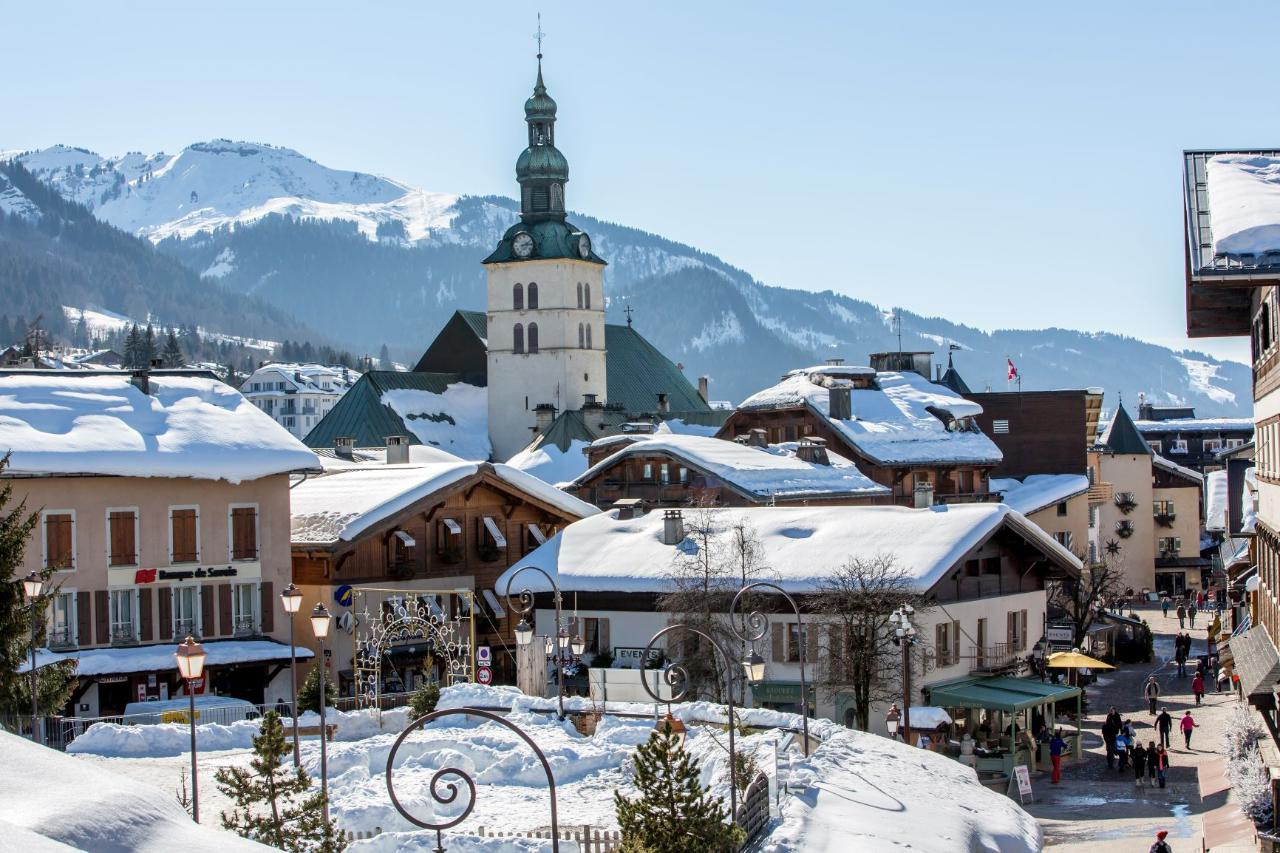 FROM LYON TO MEGEVE TRANSFER