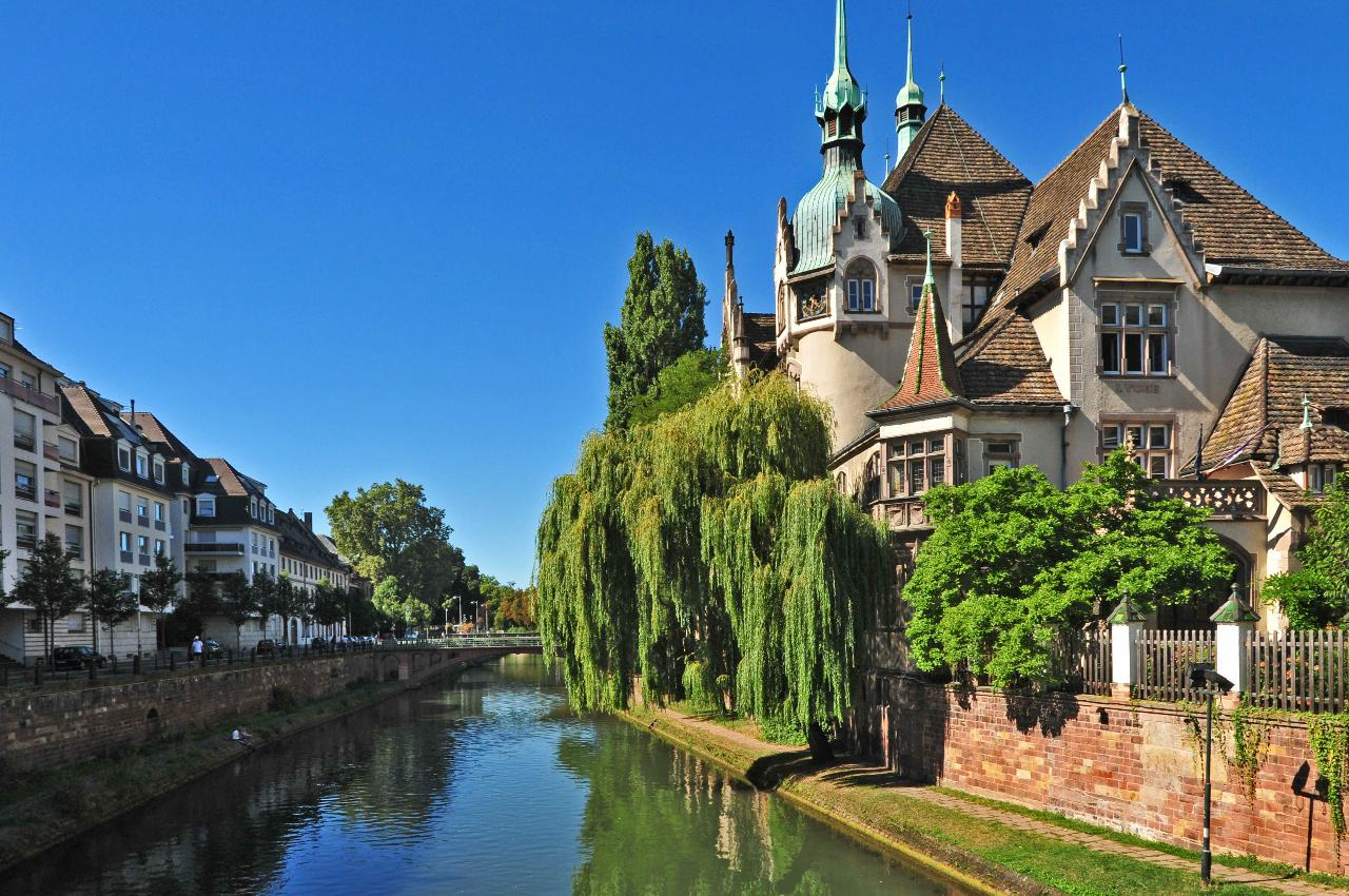 OBERNAI & MONT SAINT ODILE HALF DAY TOUR FROM STRASBOURG