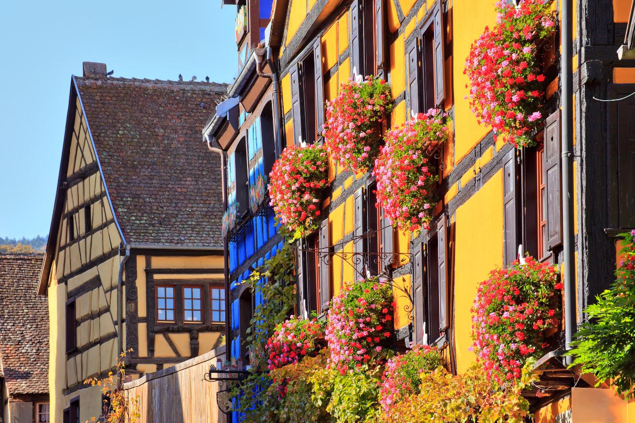 FROM STRASBOURG TO RIQUEWIHR TRANSFER