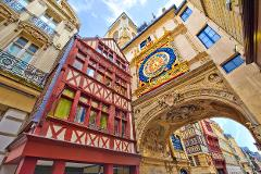 ROUEN VISIT & GIVERNY GARDENS PRIVATE FULL DAY TOUR FROM BAYEUX