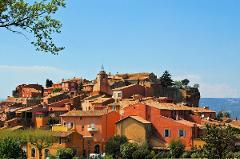 CHARMING VILLAGES OF PROVENCE HALF DAY TOUR FROM AVIGNON