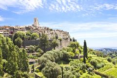 SAINT PAUL DE VENCE, CANNES, ANTIBES & EZE VILLAGE PRIVATE TOUR FROM NICE