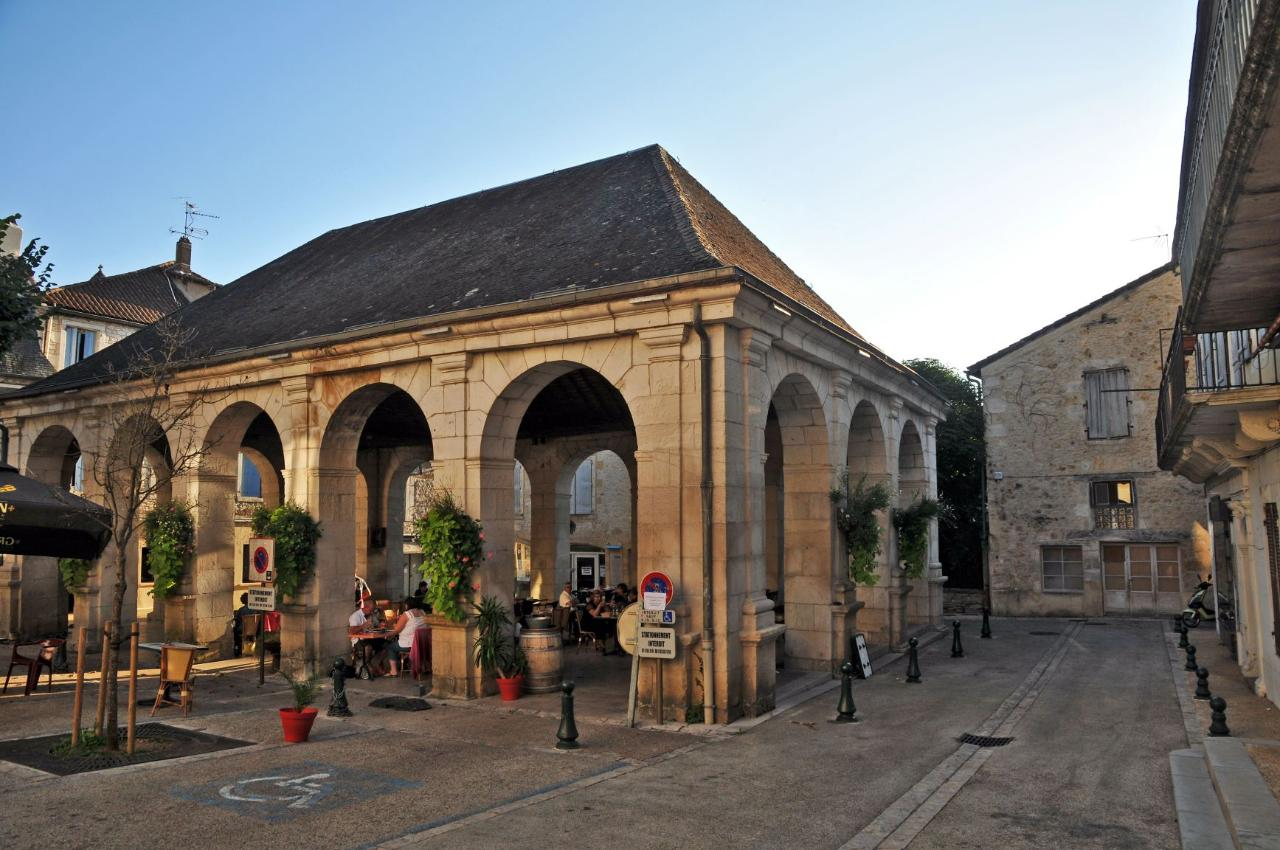 FROM SARLAT TO SOUILLAC TRANSFER