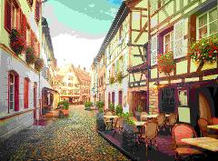 CHAMPAGNE, ALSACE & BURGUNDY WINE TOUR IN 4**** HOTEL  - 11 DAYS / 10 NIGHTS