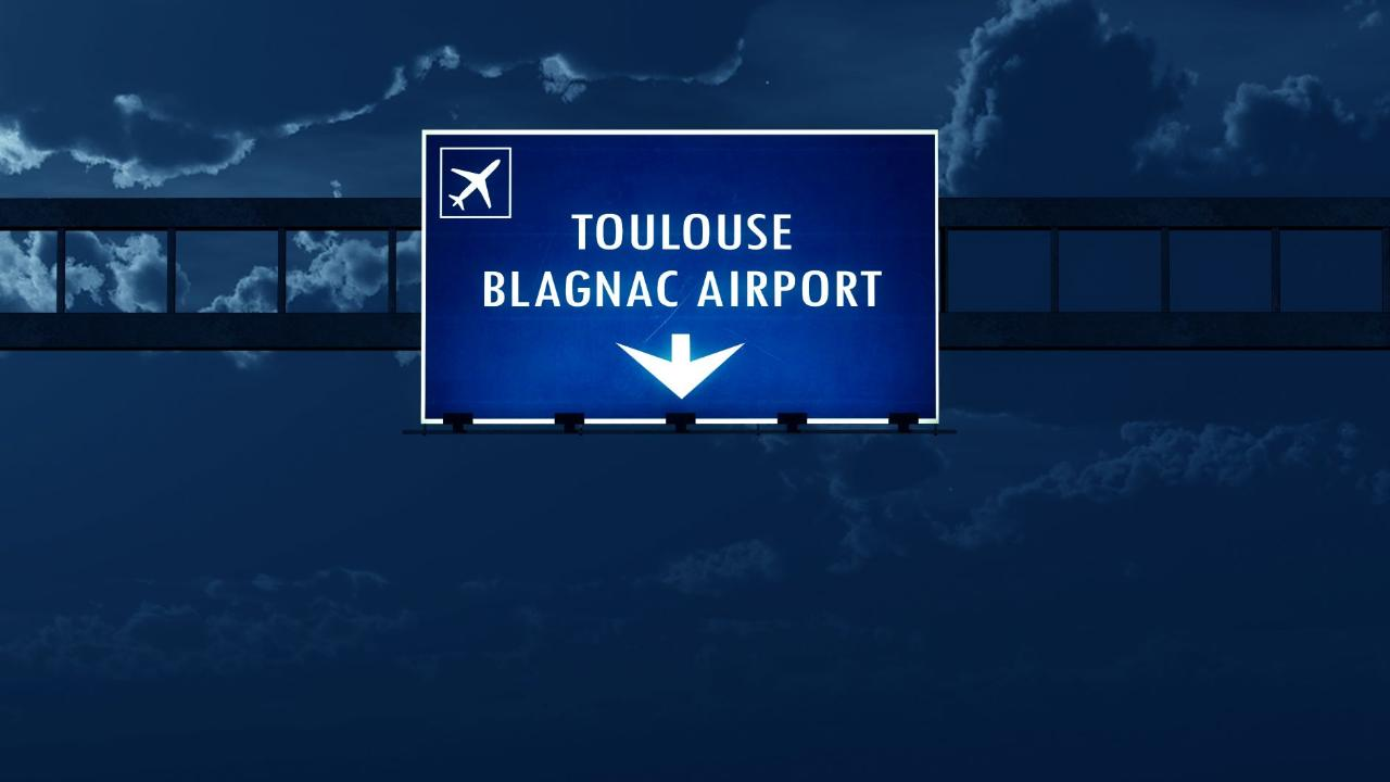 TOULOUSE PRIVATE AIRPORT TRANSFER