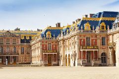 VERSAILLES PALACE & GARDENS VISIT HALF DAY FROM PARIS