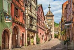 IRRESISTIBLE ALSACE - SHARED MULTI DAY PACKAGE FROM STRASBOURG