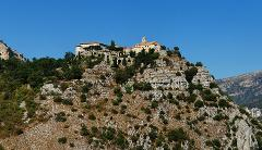 SMALL VILLAGES OF THE FRENCH RIVIERA HINTERLAND FROM NICE