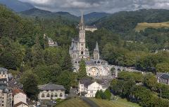 LOURDES VISIT PRIVATE FULL DAY FROM TOULOUSE