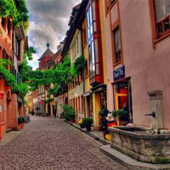 FREIBURG TOWN VISIT & MARKET HALF DAY SHARED TOUR FROM COLMAR