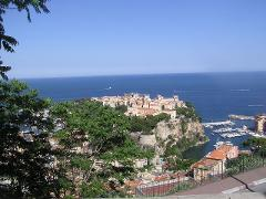 EZE VILLAGE, MONACO & MONTE CARLO HALF DAY TOUR FROM NICE