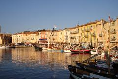 PORT GRIMAUD & SAINT TROPEZ VILLAGES TOUR FROM NICE