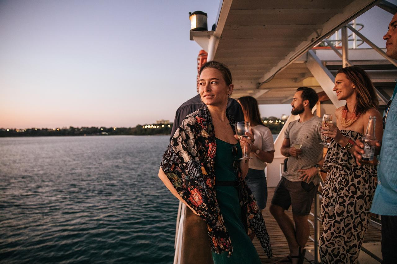 'Charles Darwin' Sunset Cruise