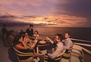 'Charles Darwin' Sunset Cruise