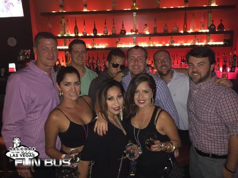 Nightclub Tour | Las Vegas Fun Bus