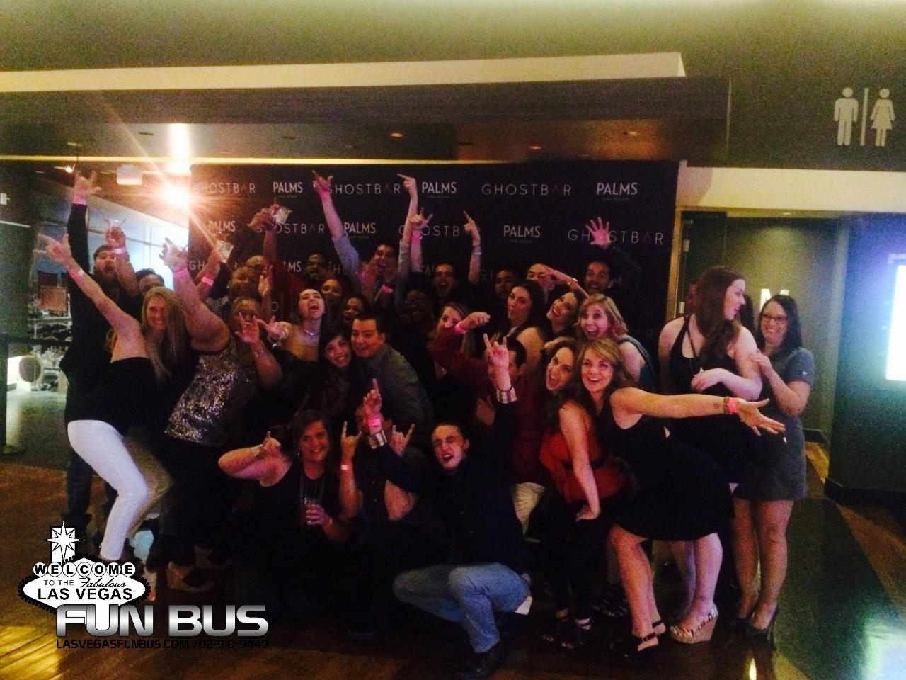 Las Vegas Fun Bus Nightclub Tour