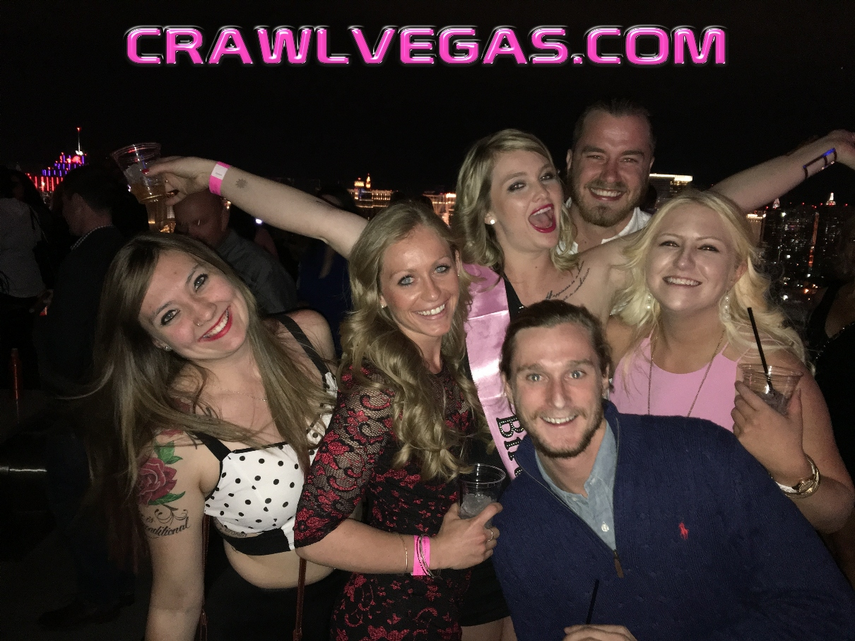 Crawl Vegas Nightclub Tour