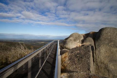 She Seeks Adventure - Porongurup National Park Multi-day Hiking Adventure  12th - 14th October 2018