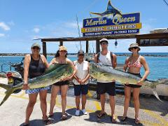 Shared Charter - 1/2 Day