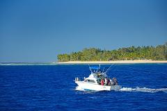 Private Charter on Marlin Queen - 1/2 Day