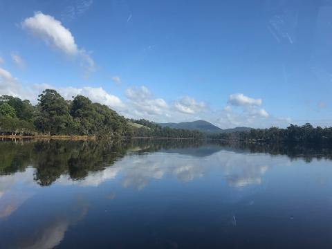 SENIORS WEEK LEVEN RIVER CRUISE  2 hr