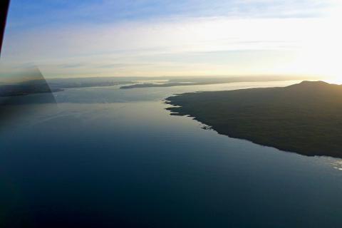 Pacific to Tasman