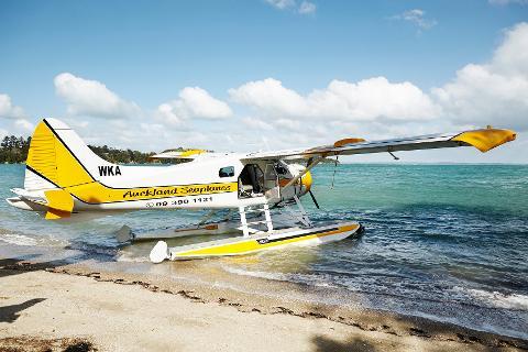 De Havilland Beaver ZK-WKA
