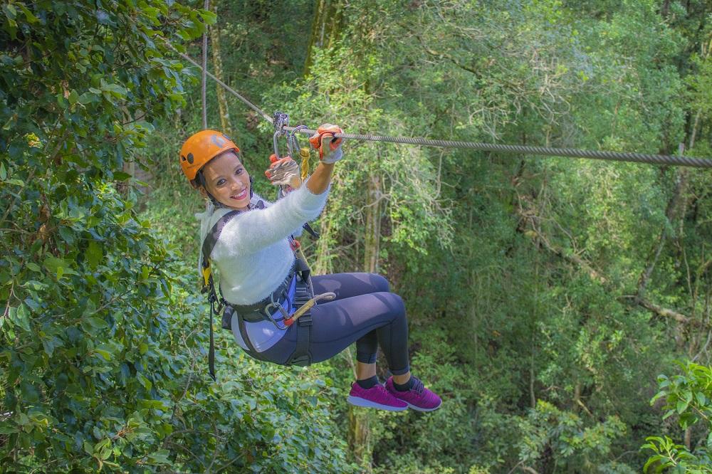 Tsitsikamma Canopy Tour