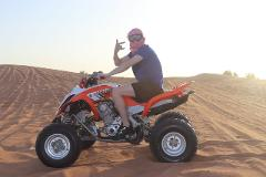 YAMAHA Raptor 700cc 1 Hour