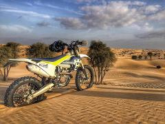 Desert Enduro Motorbike Training - Clutch/Gears (2 hours)